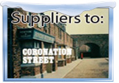 Suppliers to Coronation Street