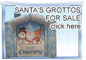 Santas Grottos for Sale