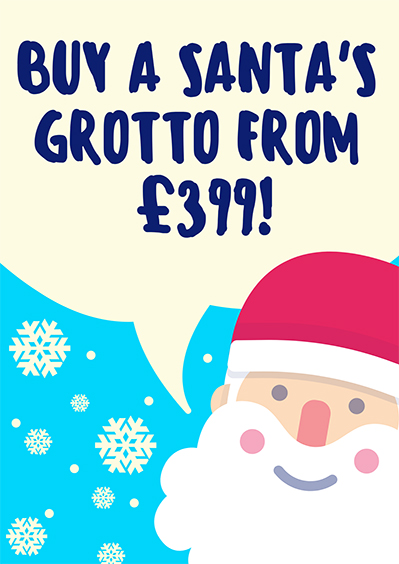 Buy a Santas Grotto
