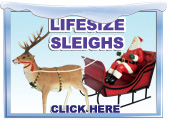Discover more about our life size sleighs